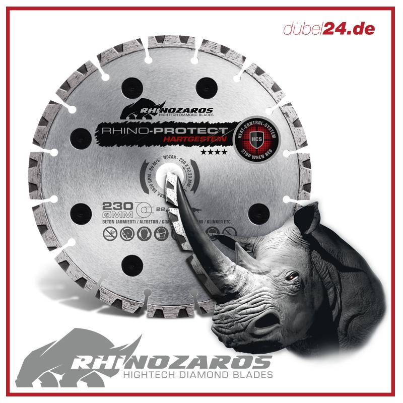 Rhino-Protect Ø 230mm mit Heat-Control-System