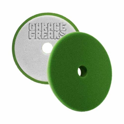 Garage Freaks Polierpad Finish Cut Foam Pad - soft, grün, 150mm