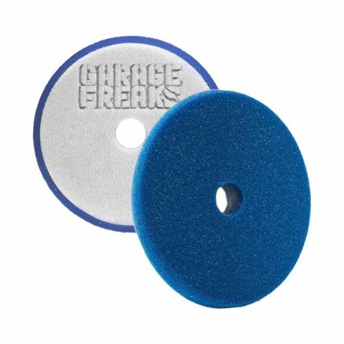 Garage Freaks Polierpad Shield Wax Foam Pad - ultra soft, blau, 150mm