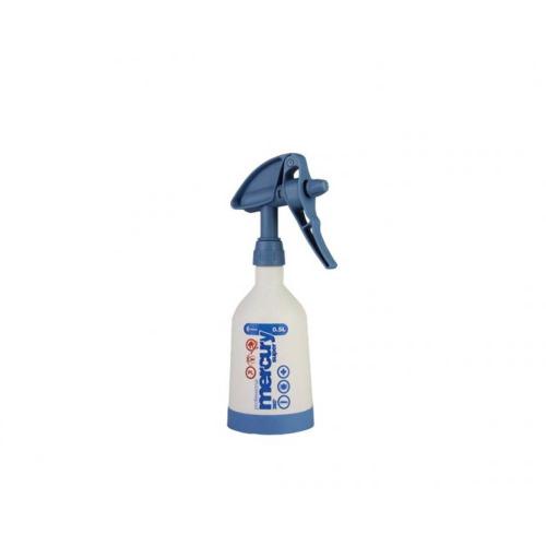 Mercury Super PRO+ Sprühflasche 0,5 L blau