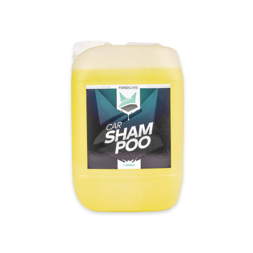 FoxedCare - Car Shampoo, 5,0L