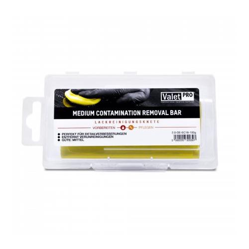 ValetPro - Reinigungsknete - 100g gelb/medium