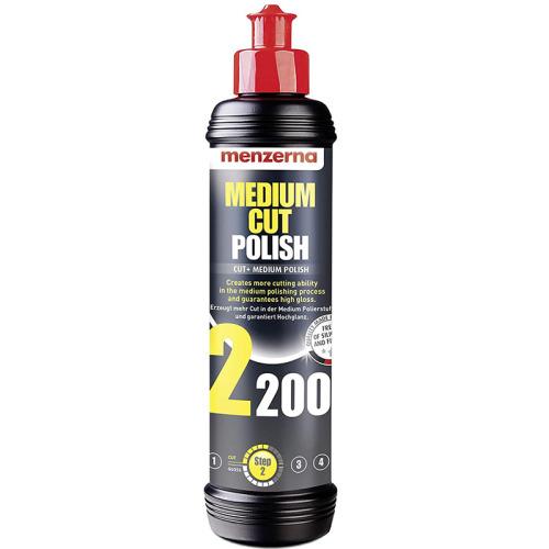 Menzerna Autopolitur Medium Cut Politur 2200, 250 ml